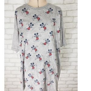 Disney's Mickey Mouse Tshirt Size XL 14-16